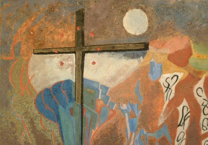Cross of Roses